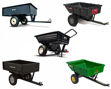 Top 5 Dump Carts For Residential And Commercial Usage For Under $200