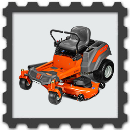 Husqvarna 967324101 V-Twin 724 cc Zero Turn Mower, 54 54 inch
